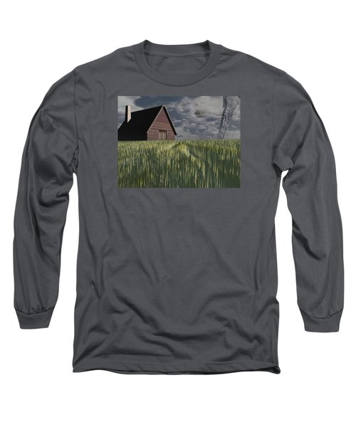Twister Long Sleeve T-Shirt by Michele Wilson