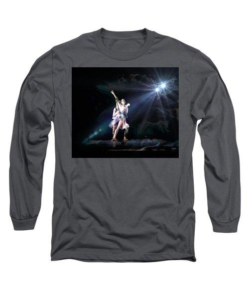 Two Dancers Long Sleeve T-Shirt