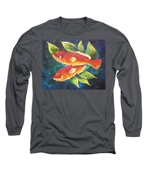 Two Fish Long Sleeve T-Shirt
