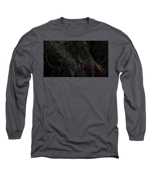 Two Hands On The Piano Long Sleeve T-Shirt
