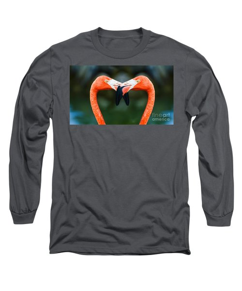 Two Heads Are Better Than One Long Sleeve T-Shirt