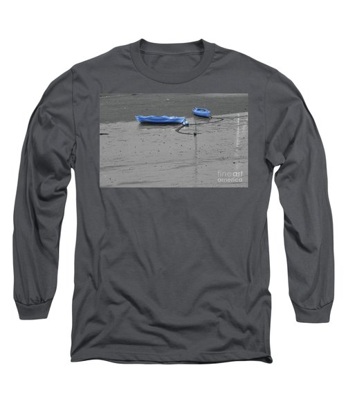 Two Kayaks Long Sleeve T-Shirt