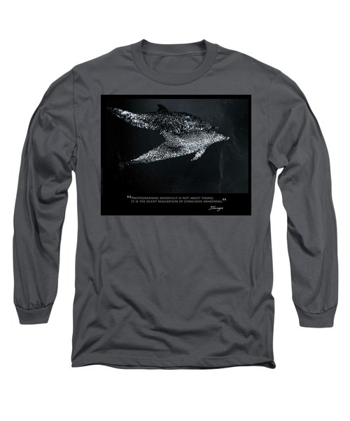 Two Minds Long Sleeve T-Shirt