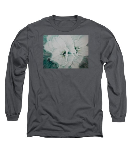 Long Sleeve T-Shirt featuring the painting Two Of A Kind by Carolyn Rosenberger
