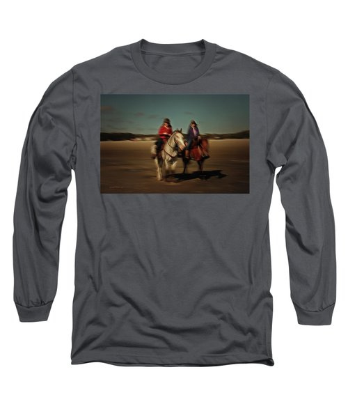 Two On The Road Long Sleeve T-Shirt
