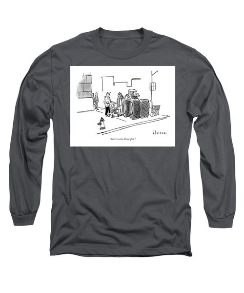 Two Parents With Children In Prams Speak. One Long Sleeve T-Shirt