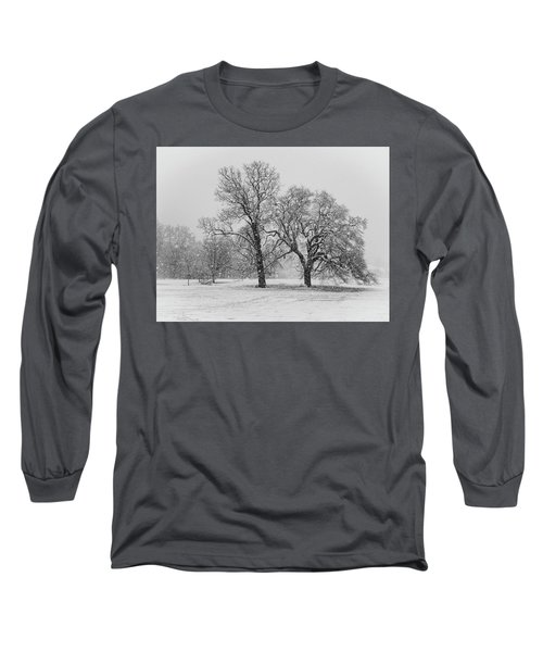 Two Sister Trees Long Sleeve T-Shirt