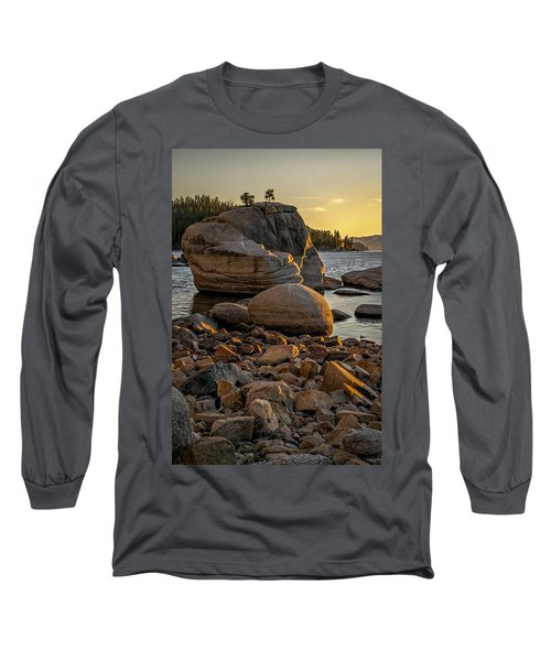 Two Small Trees Long Sleeve T-Shirt