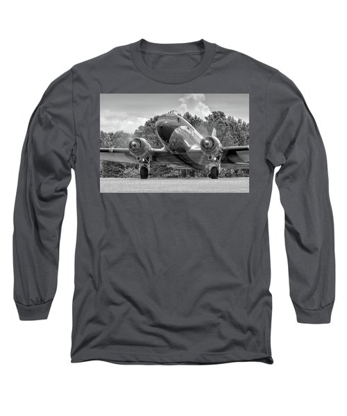 Two Turning Long Sleeve T-Shirt