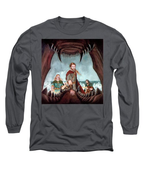 Tyr's Challenge Long Sleeve T-Shirt