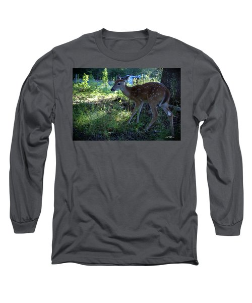 Tzva'ot Looking Good Long Sleeve T-Shirt by Bill Stephens