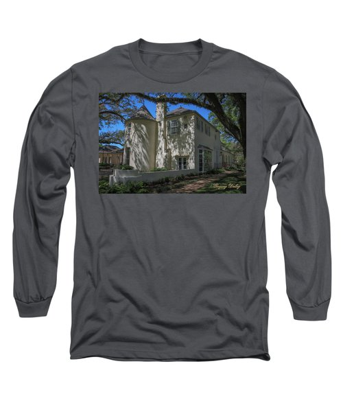 Ul Alum House Long Sleeve T-Shirt by Gregory Daley  PPSA