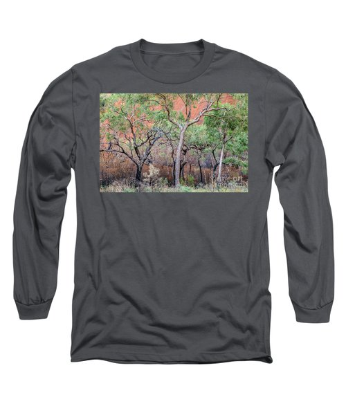 Uluru 05 Long Sleeve T-Shirt