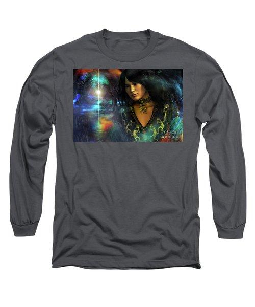 Una   ...   Remember Long Sleeve T-Shirt