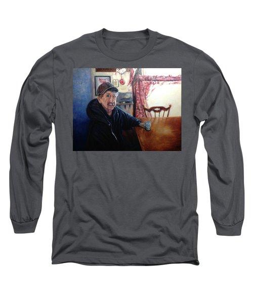 Uncle Harold, Maquoketa, Iowa Long Sleeve T-Shirt