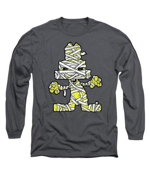 Undead Bunny Long Sleeve T-Shirt