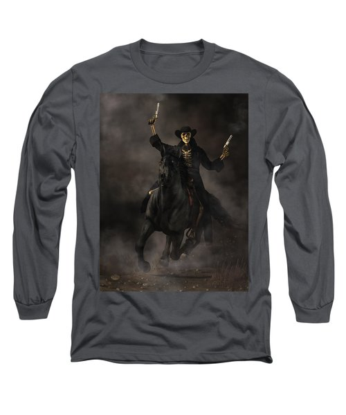 Undead Outlaw Long Sleeve T-Shirt