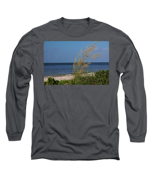 Long Sleeve T-Shirt featuring the photograph Under A Summer Sky by Michiale Schneider