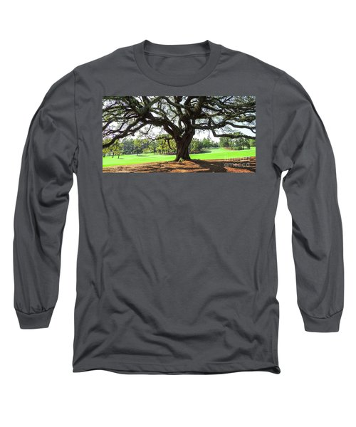 Under An Augusta Oak Long Sleeve T-Shirt