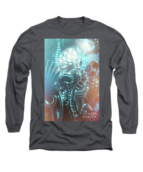 Under Blue Seas Long Sleeve T-Shirt