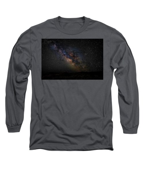Long Sleeve T-Shirt featuring the photograph Under Starry Skies by Scott Read