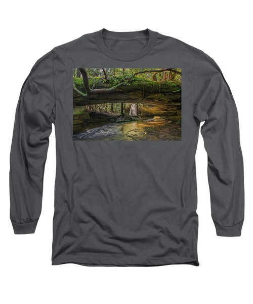 Under The Arch. Long Sleeve T-Shirt