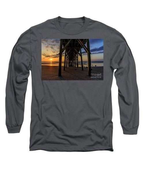 Under The Pier1 Long Sleeve T-Shirt