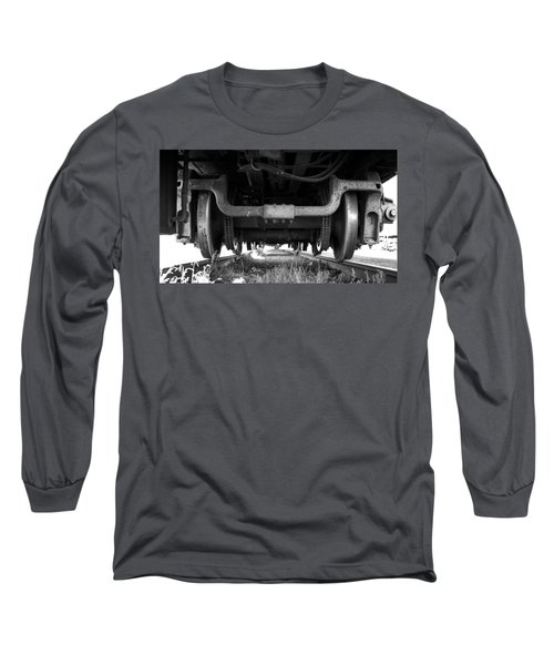 Under The Train Long Sleeve T-Shirt