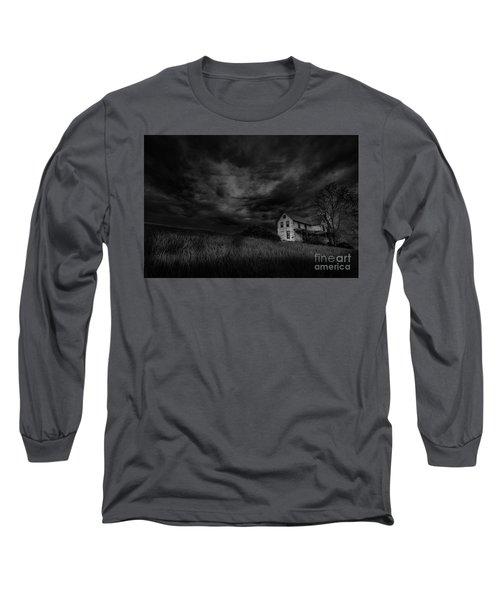 Under Threatening Skies Long Sleeve T-Shirt