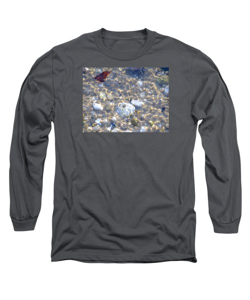 Under Water Long Sleeve T-Shirt by  Newwwman