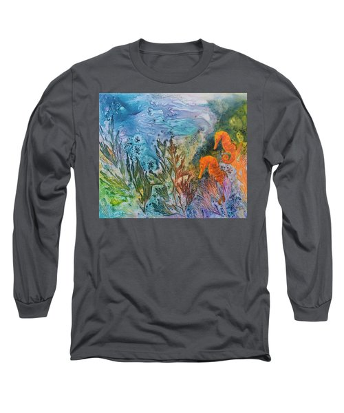 Undersea Garden Long Sleeve T-Shirt