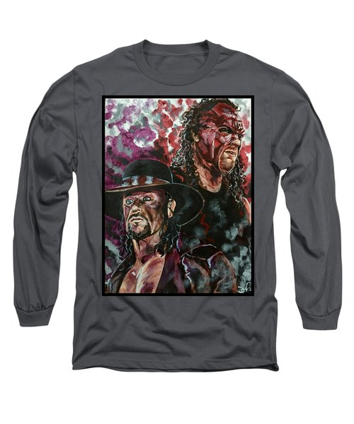 Undertaker And Kane Long Sleeve T-Shirt