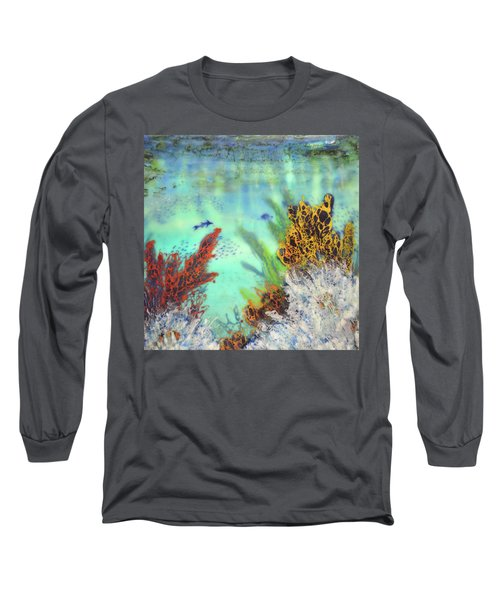 Underwater #2 Long Sleeve T-Shirt