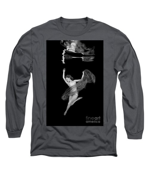 Underwater Beauty 001 Long Sleeve T-Shirt