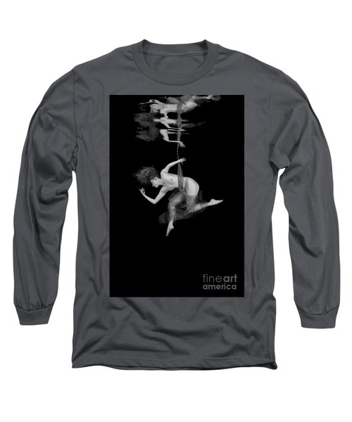 Underwater Beauty 003 Long Sleeve T-Shirt