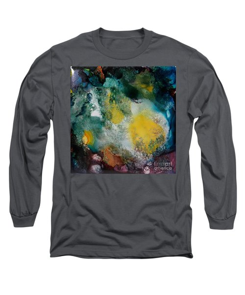 Underwater Cave Long Sleeve T-Shirt