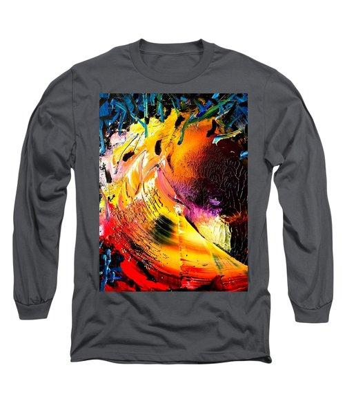 Unicorn Wave Long Sleeve T-Shirt