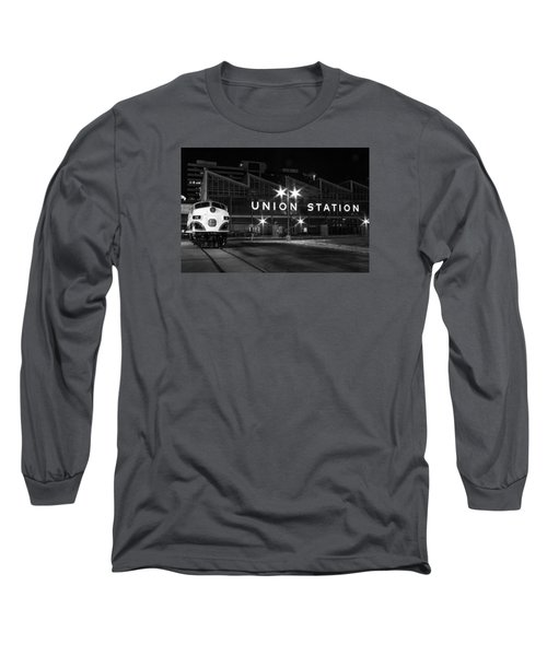 Union Station Night Glow Long Sleeve T-Shirt