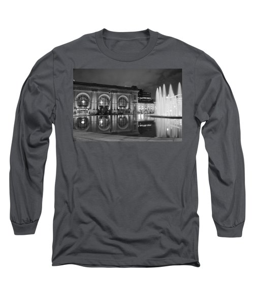 Union Station Reflections Long Sleeve T-Shirt