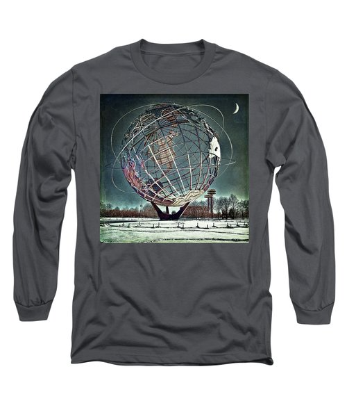 Unisphere Long Sleeve T-Shirt