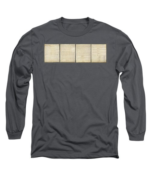 United States Constitution, Usa Long Sleeve T-Shirt