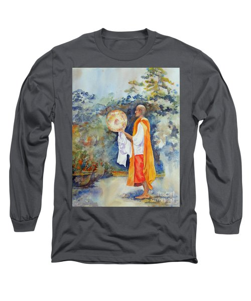 Unity Long Sleeve T-Shirt by Mary Haley-Rocks