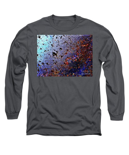 Universal Confusion Long Sleeve T-Shirt by Tim Townsend