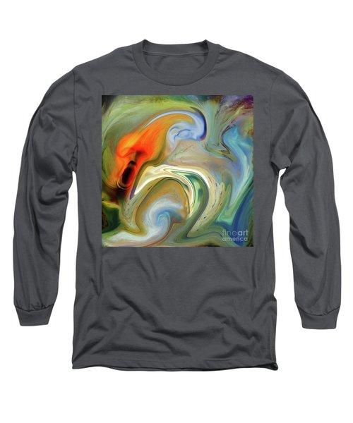 Universal Fear Long Sleeve T-Shirt