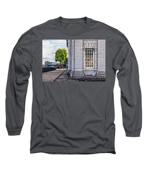 University Corner Long Sleeve T-Shirt