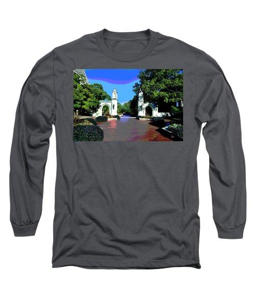 University Of Indiana Long Sleeve T-Shirt