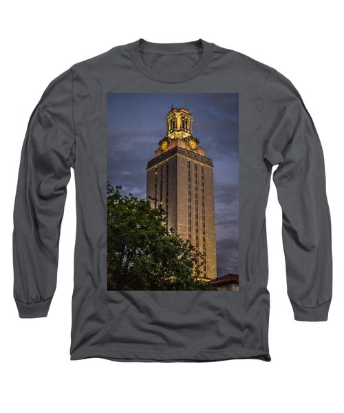 University Of Texas Tower Long Sleeve T-Shirt