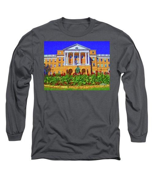 University Of Wisconsin  Long Sleeve T-Shirt