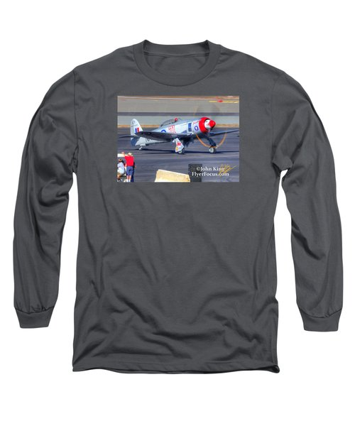 Unlimited Gold Race. Sawbones Startup. Long Sleeve T-Shirt
