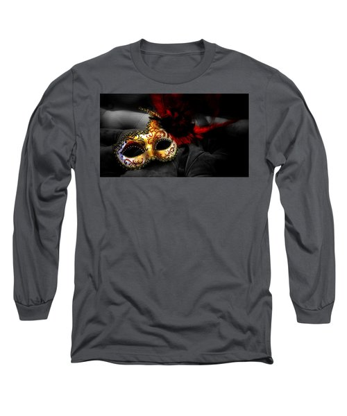 Unmasked Long Sleeve T-Shirt